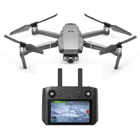 Mavic 2 Zoom with Smart Controller (16GB EU)