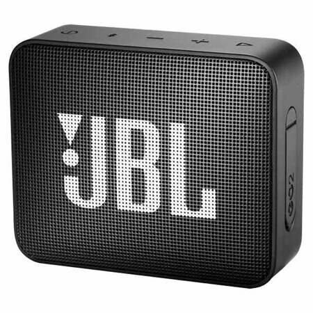 JBL Go 2 Midnight Black